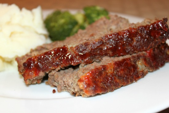 Gluten Free Meatloaf - The Gluten Free Homestead