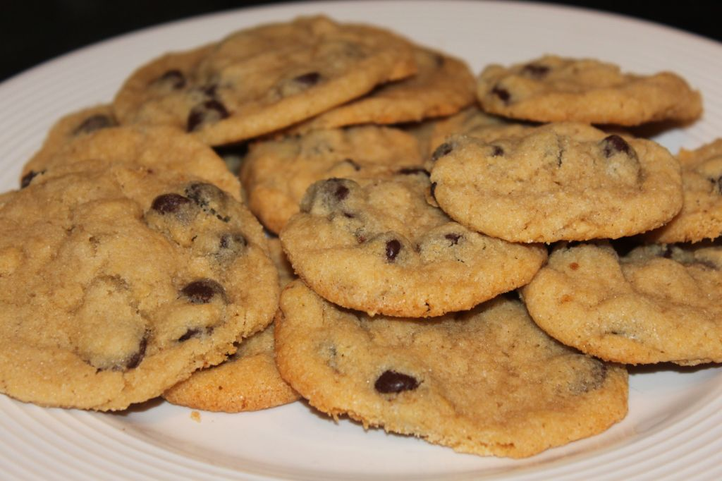review betty crocker gluten free chocolate chip cookie