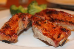 Gluten Free Barbecued Spareribs