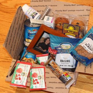 How to Prepare the Ultimate Gluten Free College Care Package