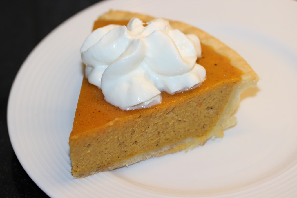 Gluten Free Sweet Potato Pie