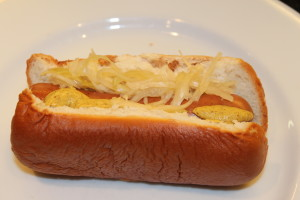 Review: Tasty Gluten Free Hotdog on a Gluten Free Bun