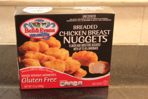 Review: Bell & Evans Gluten Free Breaded Chicken Breast Nuggets
