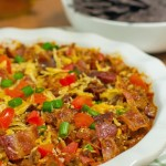 Gluten Free Game Day Chili Dip