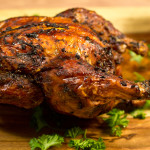 Gluten Free Orange Herb Roasted Chicken