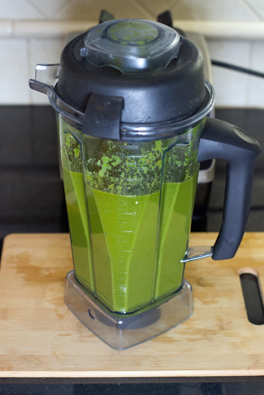 My healing green smoothie | Easy healthy recipe | Vitamin super blender smoothie | low carb| Health benefits | Step by step prep