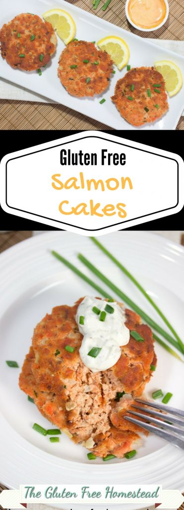 The best salmon cakes | click the pin for easy healthy recipe | crisp n the outside, moist on the inside | gluten free recipe | paleo