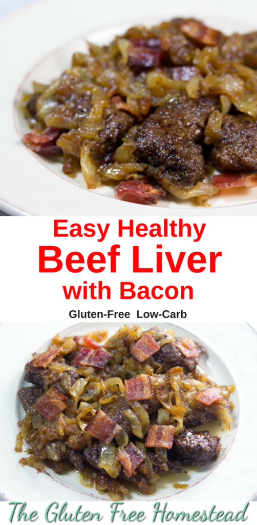 How To Cook Liver With Bacon