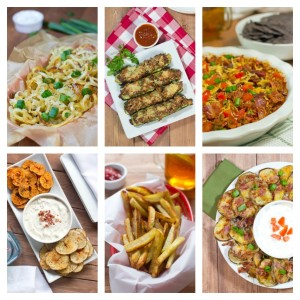 6 Gluten Free Game Day Party Recipes