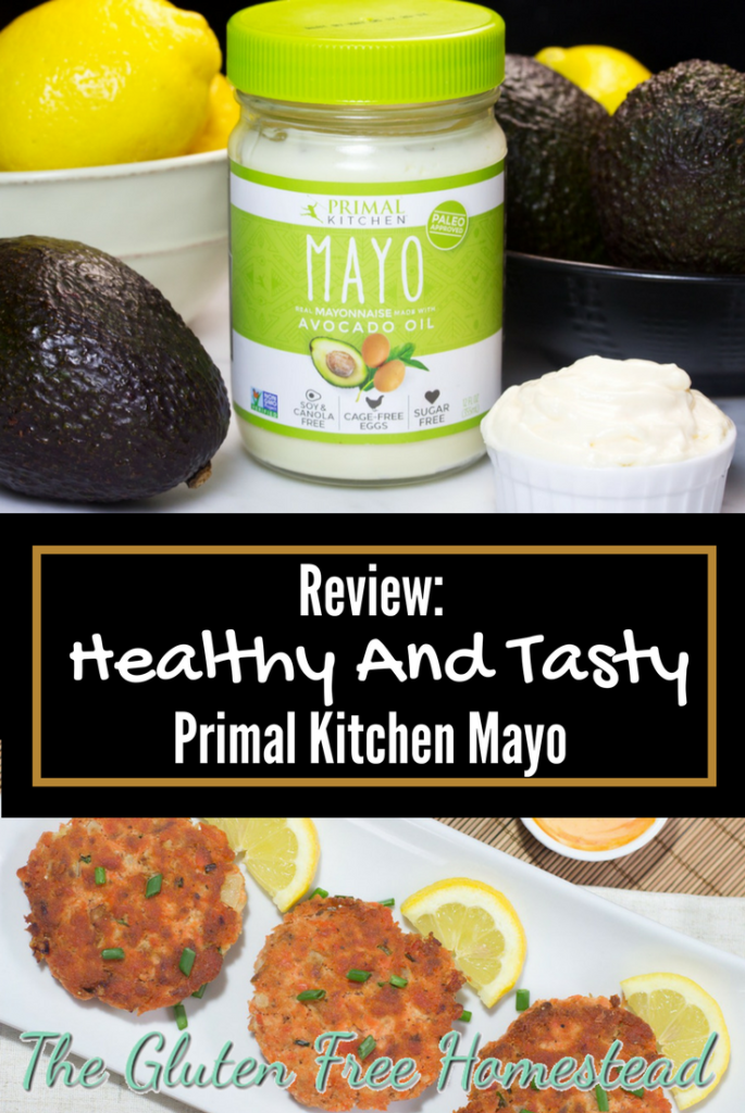 Primal Kitchen Mayo healthy and tasty primal kitchen mayo giveaway - gluten free homestead