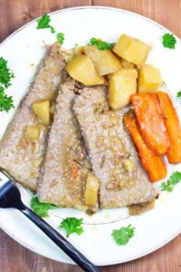 Amazing Slow Cooker Pot Roast You've Got To Try