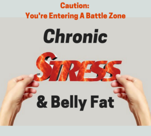 Chronic Stress And Belly Fat Part 4: How To Win The Battle