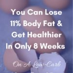 New Study Finds You Can Lose 11% Body Fat And Get Healthier In Only 8 Weeks On A Low-Carb Egg Based Diet