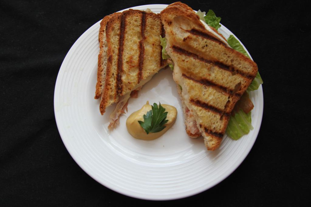 Gluten Free Panini Sandwich