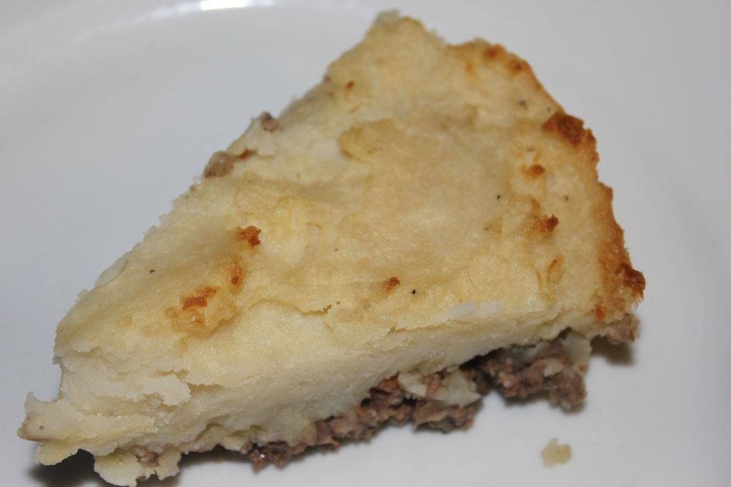 Gluten Free Cottage Pie