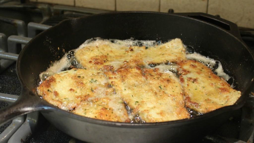 Gluten Free Eggplant Rollatini