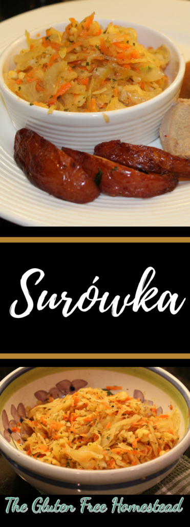 Have you tasted traditional Polish Surówka? | Naturally gluten free salad | Paleo recipe | coleslaw | Healthy