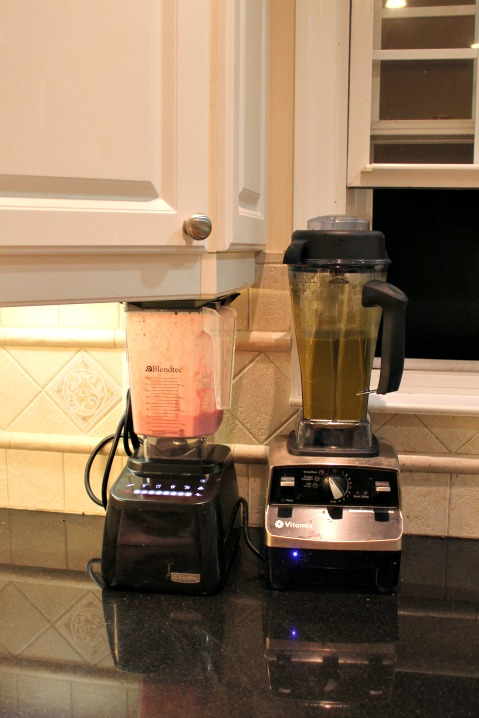 Blendtec vs. Vitamix Blender Review