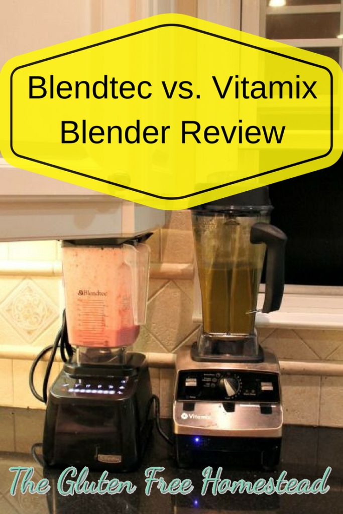Blendtec | Vitamix | Blendtec vs. Vitamix comparison