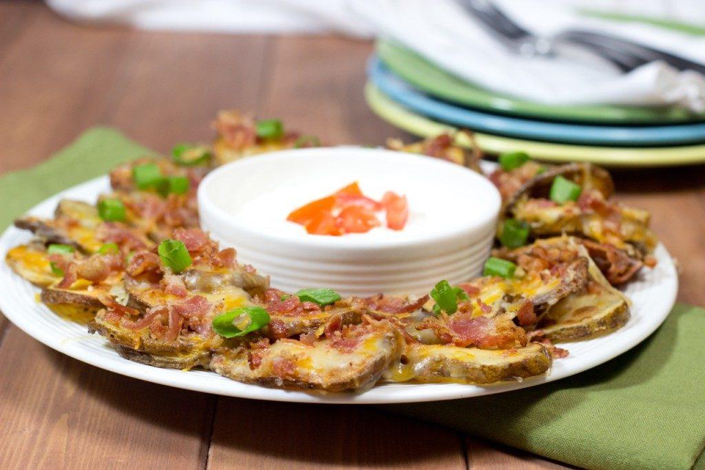 Irish Nachos | Game Day Recipe | Party Recipe | Appetizer | Gluten Free Recipe |