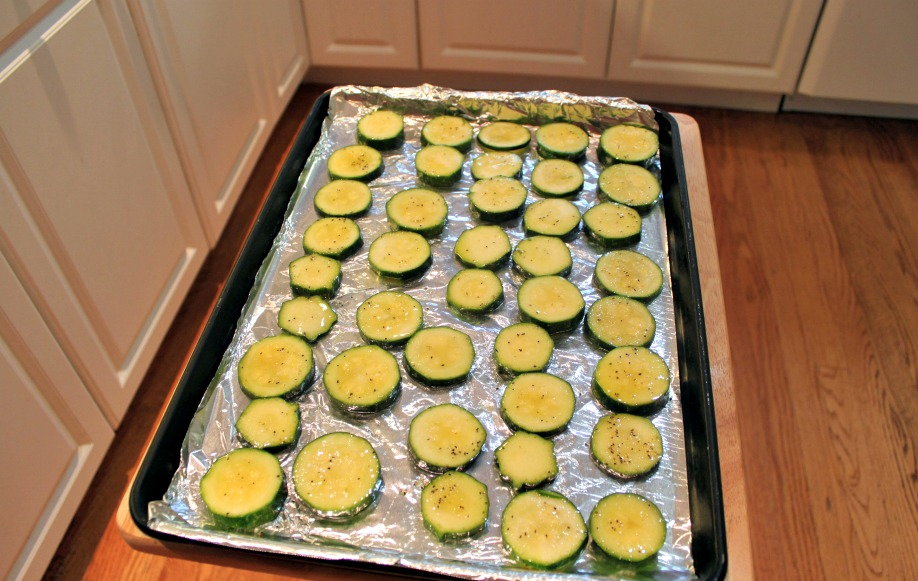 Cheese Lover's Zucchini Casserole