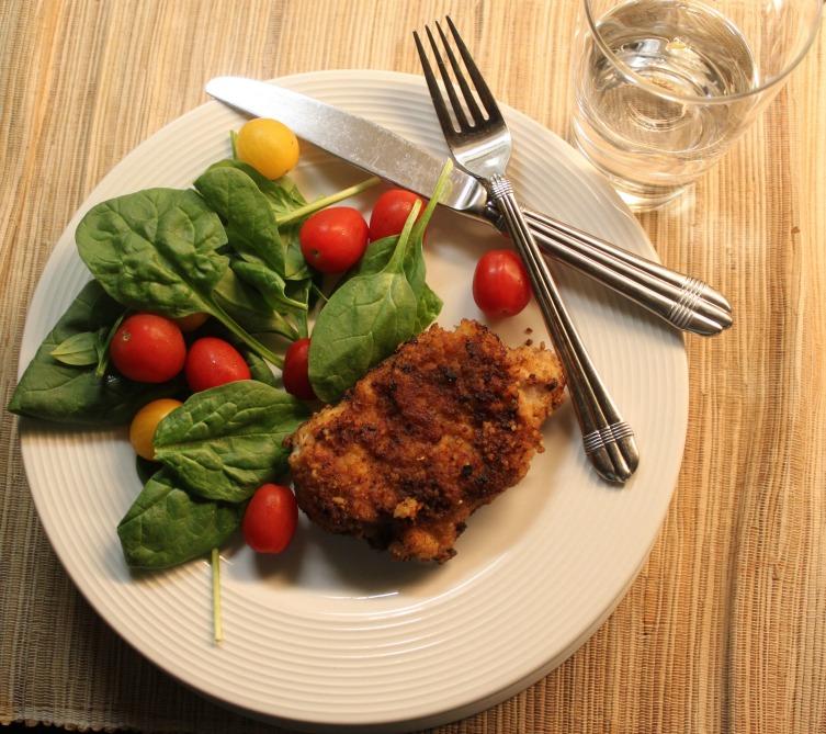 Autumn Photo Feast and Panko Crusted Pork Chops Recipe