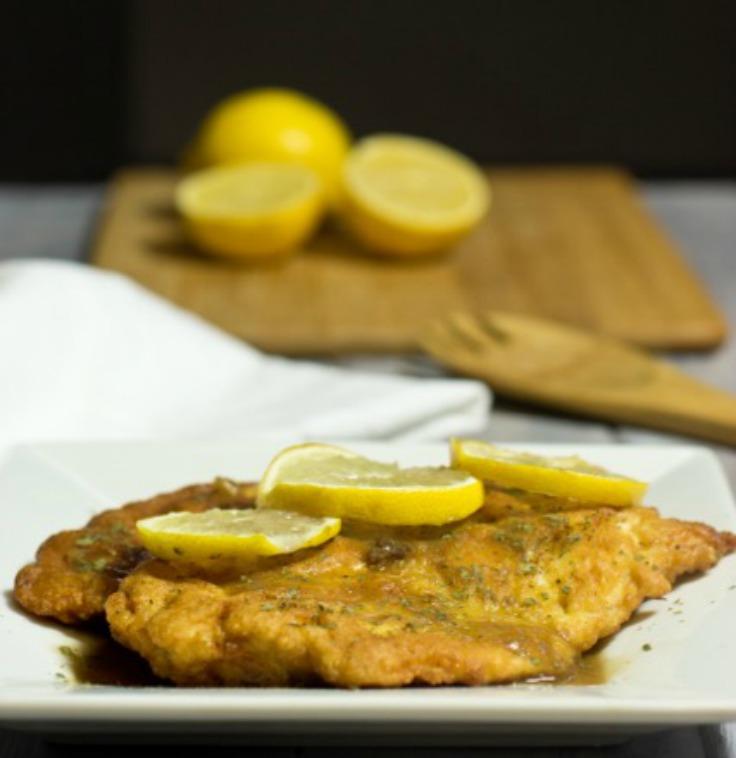 gluten free chicken francese