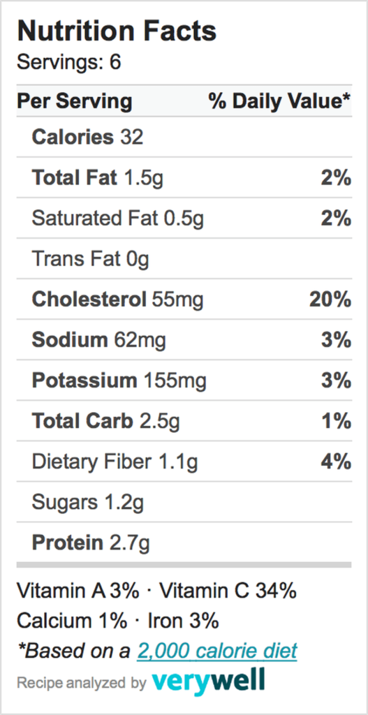 Nutrition-Label-cauliflower flatbreads