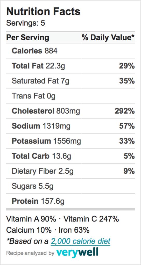 Nutrition-Label-Embed-Jambalaya