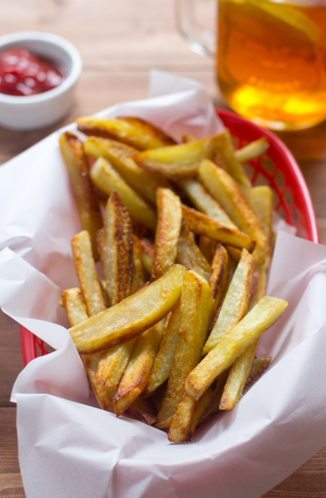 Healthier French Fries | French Fries recipe | Paleo recipe | gluten free recipe | avocado oil