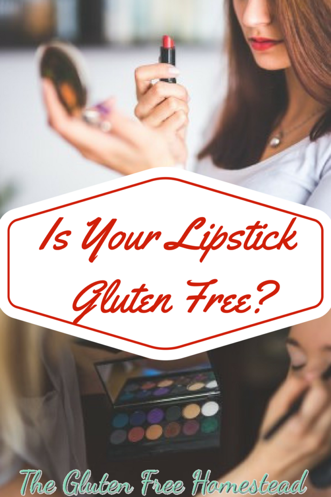 Review of make up for sensitive skin | Celiac Disease gluten free products |