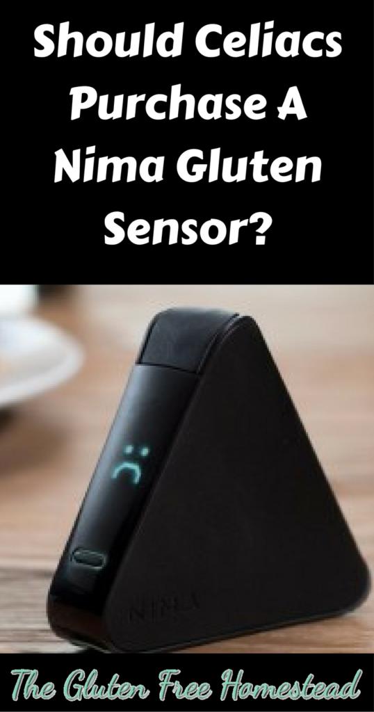 Nima gluten sensor | gluten free |
