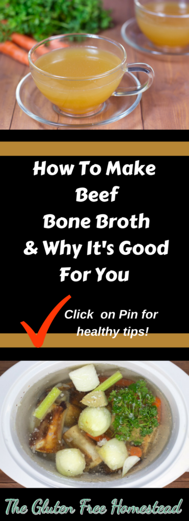Step by step homemade bone broth recipe | Benefits of bone broth | How to make healing bone broth | Crock Pot recipe | gluten free recipe | Paleo recipe | Whole 30 | Low Carb | Keto