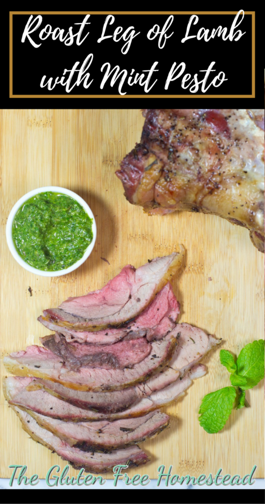Perfect roast leg of lamb | Easy cooking tips | delicious mint pesto recipe | Healthy | Low Carb | Whole 30 | gluten free recipe | paleo recipe