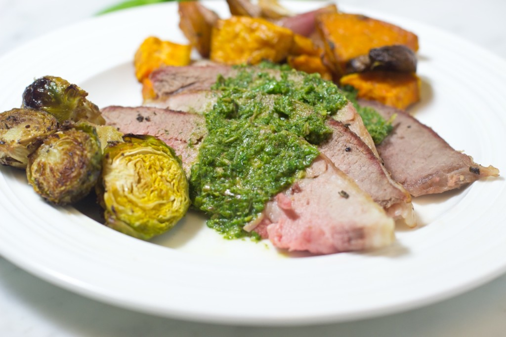 Leg of lamb, mint pesto, mint, lamb soup, paleo, gluten free