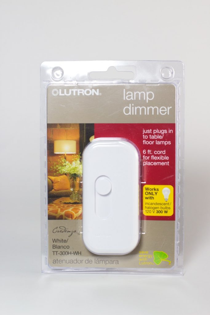 yogurt lamp dimmer