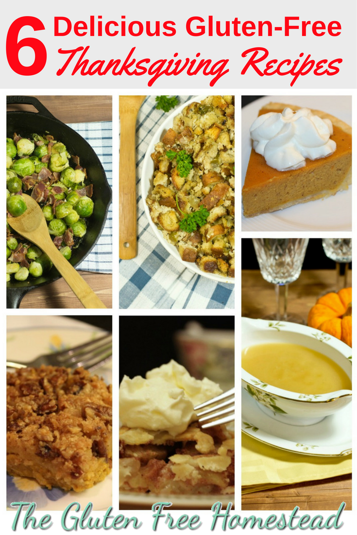 Need gluten-free recipes for Thanksgiving? | gluten-free stuffing | gluten-free gravy | gluten-free desserts | Thanksgiving recipes