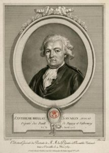 Le_Vachez_Collection_-_Jean_Anthelme_Brillat-Savarin_(1755-1826)