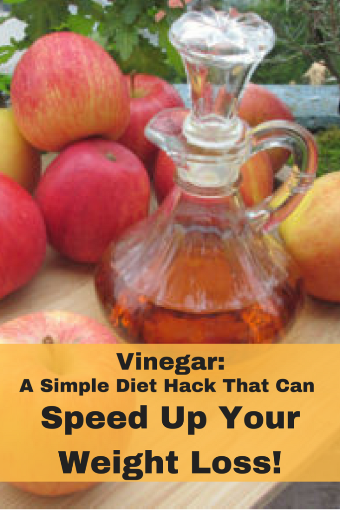 Here's a simple diet hack that can make it a little easier. 😊 |Weight loss | Apple cider vinegar | Health benefits